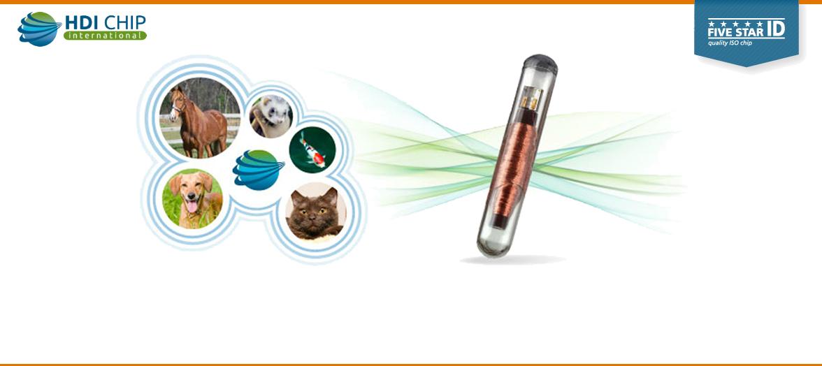 RFID Chips voor huisdieren
